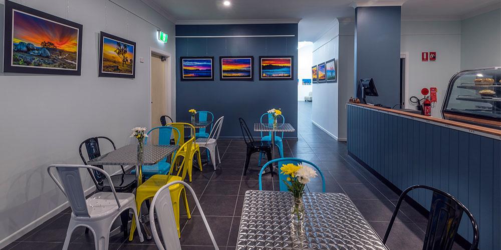 Gawura Gallery Coffee Shop