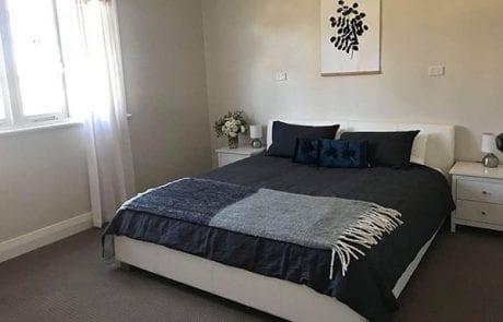 Glen Innes Cottage bedroom