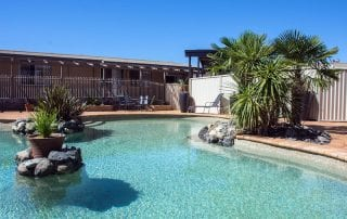 Glen Innes Motor Lodge pool