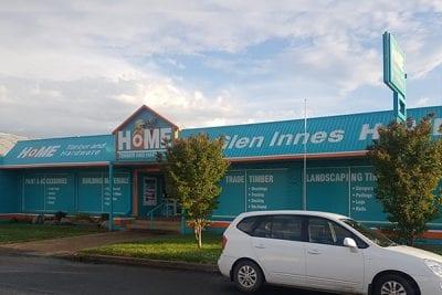 Glen Innes Timbers