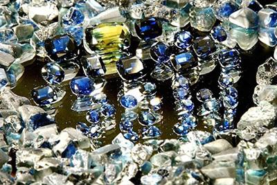 Reddestone Sapphires