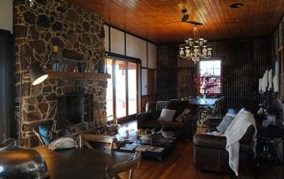 Shearers Lodgings family room