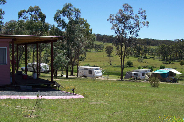 Three Waters High Country Holidays