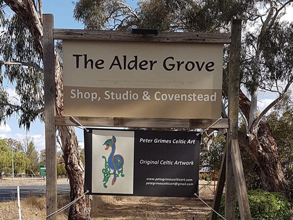 The Alder Grove