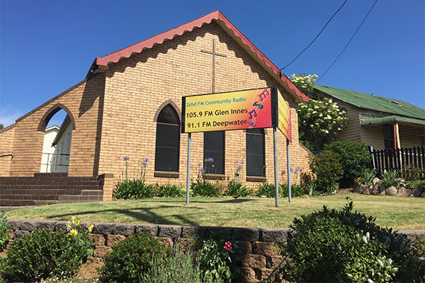 Deepwater and District Community Radio