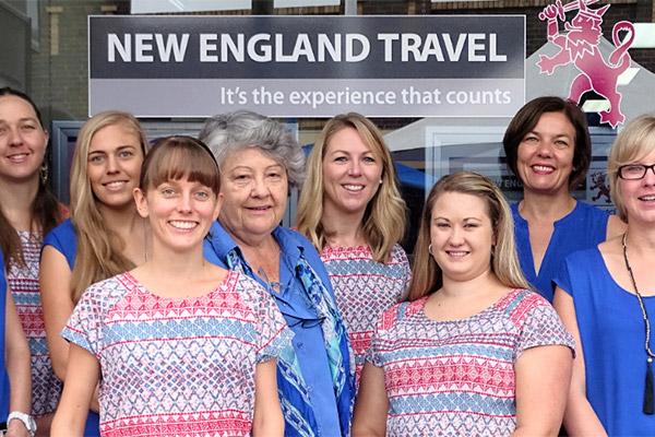 New England Travel